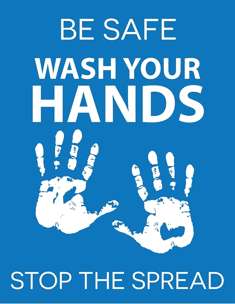WASH HANDS POSTER